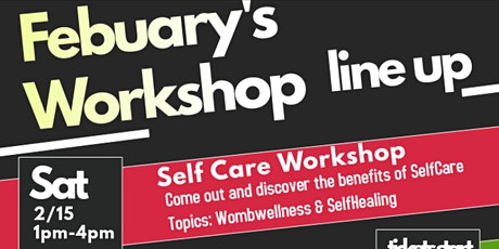 Womb Wellness Workshop series tickets