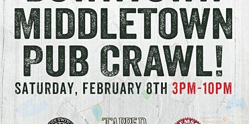Downtown Middletown Pub Crawl