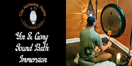 Yin Yoga and Sound Bath (Led by Justin True) tickets
