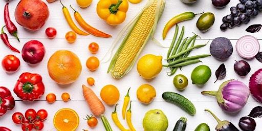 Bauman College Community Education • Secret Power of the Rainbow Diet