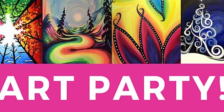 Canvas & Coolers: Art Attack at the Bayou tickets