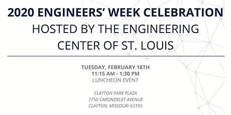 2020 Engineering Center Luncheon tickets