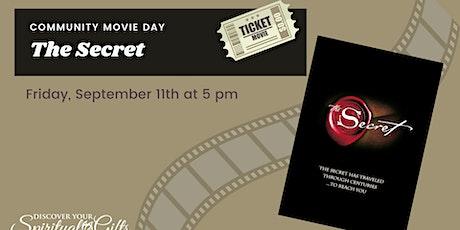 Community Movie Night: The Secret tickets