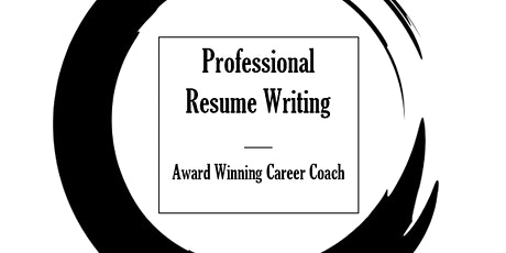 Resume Writing, plus more - Instant Value Add tickets
