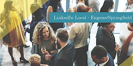 LinkedIn Local Eugene/Springfield tickets