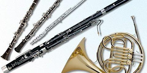 Classical Music at the Winyah:  The Long Bay Symphony Woodwind Quintet