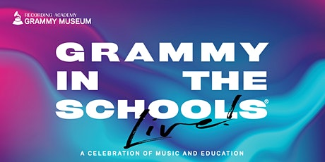 GRAMMY In The Schools Live! tickets