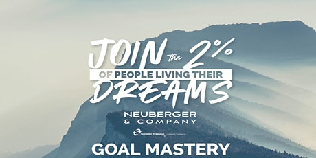 VISION 2021- A Goal Setting Mastery Event tickets
