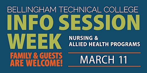 BTC Info Session Week: Nursing & Allied Health Programs