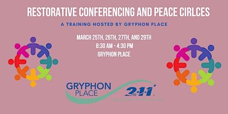 Restorative Conferencing Training tickets