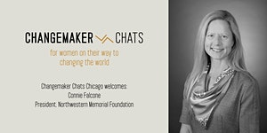Chicago Changemaker Chat with Connie Falcone,...