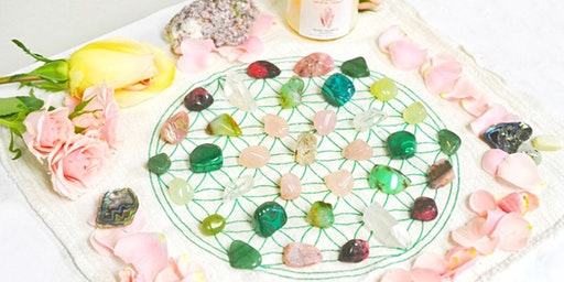 Intention Setting & Crystal Grids