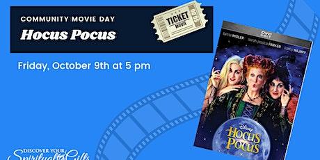 Community Movie Night: Hocus Pocus tickets