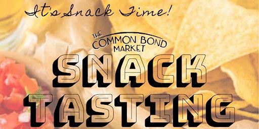 Snack Tasting Day
