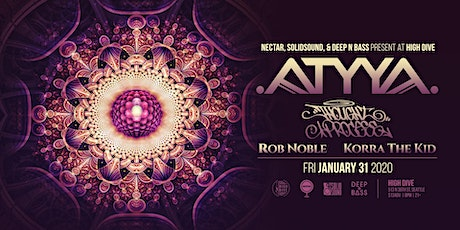 ATYYA with Thought Process, Rob Noble, Korra The Kid tickets