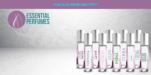 Essential Perfumes - Make & Take