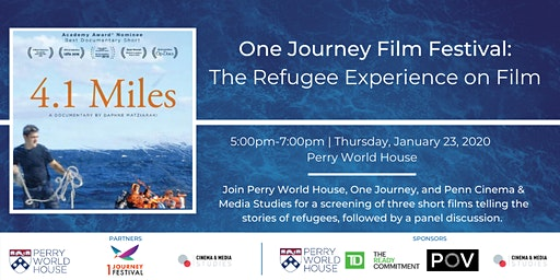 One Journey Film Festival: The Refugee Experience on Film
