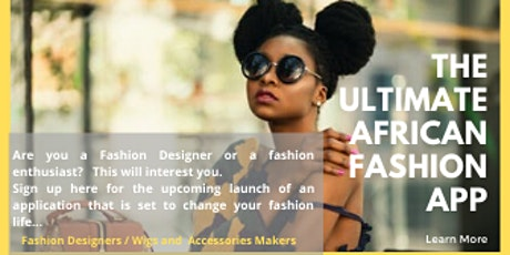 The Fashion App Launch  tickets