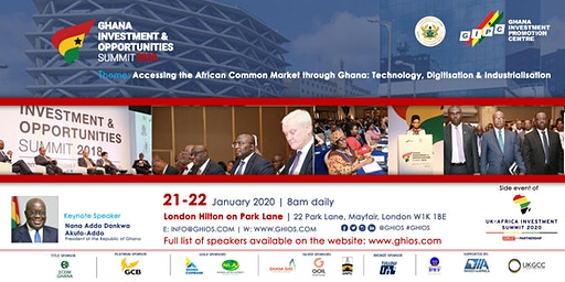 Ghana Investment & Opportunities Summit 2020