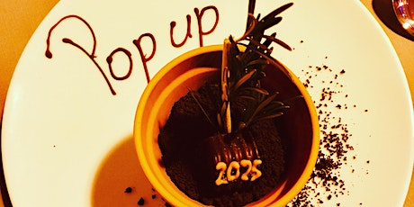 POP UP 2025: Dinner Event No. 6/25 Tickets