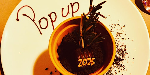 POP UP 2025: Dinner Event No. 6/25