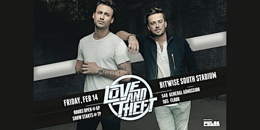 Bitwise Pulse Presents Love and Theft