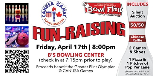 CANUSA Bowling Fundraiser