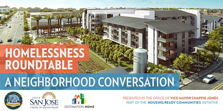 Homelessness Roundtable: Neighborhood Conversation (District 1) tickets