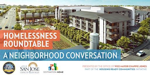 Homelessness Roundtable: Neighborhood Conversation (District 1)