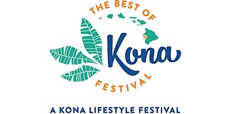 Best of Kona Festival tickets
