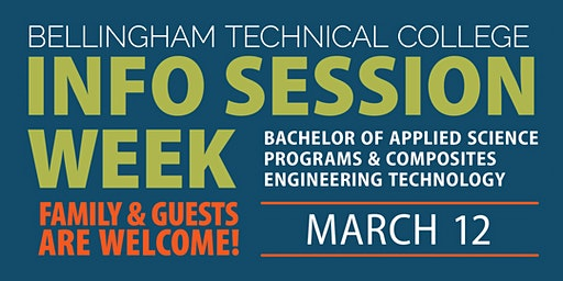 BTC Info Session Week: BAS Programs & Composites Engineering Tech