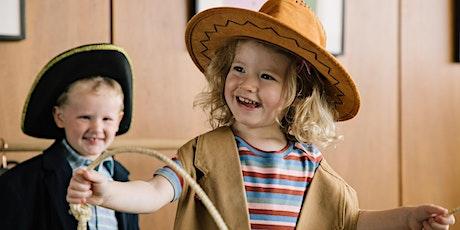 Toddler Studio: Texas Adventure tickets