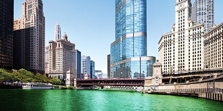 Trump Chicago River Dyeing Party tickets