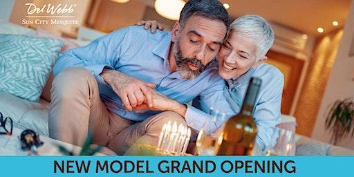 Sun City Mesquite New Model Grand Opening Celebration 2/15/20