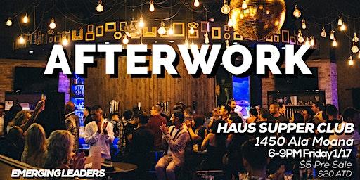 Emerging Leaders of Hawaii Presents: AfterWork (Networking Mixer)