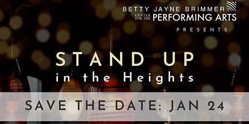 STAND UP in the Heights
