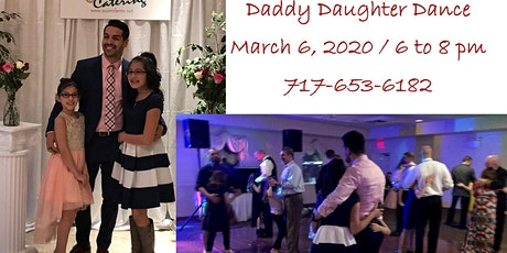 Daddy Daughter Dance incl. Dinner, DJ, Selfie Station, Flower tickets