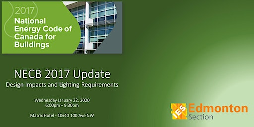 NECB 2017 Update: Design Impacts and Lighting Requirements
