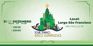 Festival de Natal - Tour tembici & Bike Tour SP