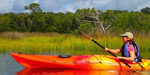 Moultrie Creek Kayak Trip