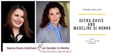 MEMBERS ONLY | Jane Salon Luncheon and Fireside Chat with Geena Davis tickets