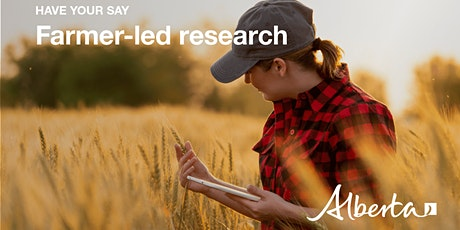 Farmer Led Research Engagement Session tickets