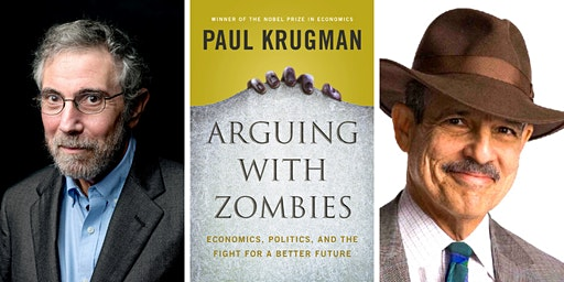 Paul Krugman at Back Bay Events Center