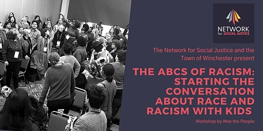 The ABCs of Racism: Starting the Conversation about Race and Racism with Ki