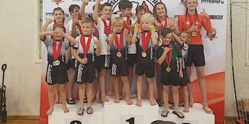 Ipswich Kids School Holiday  Kickboxing Program