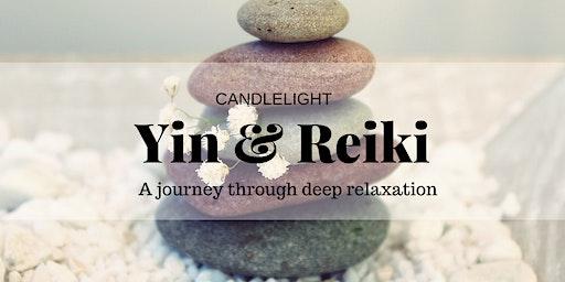 Candlelight Yin & Reiki