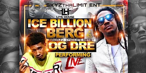Ice Billion Berg Concert (N.Charleston, SC)