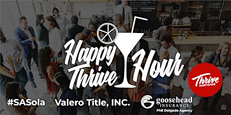 Happy Thrive Hour tickets