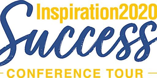 INSPIRATION2020 Success Conference Tour San Diego