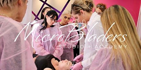 Las Vegas Manual & Machine Shading/Ombré Combo Brows Training Course |$200 deposit tickets